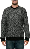 Obey The Warner Sweatshirt - Lyst