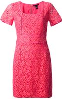 Marc By Marc Jacobs Luna Lace Dress - Lyst