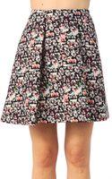 Tara Jarmon Mini Skirt - Lyst