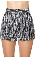 Nasty Gal Rapid Motion Shorts - Lyst