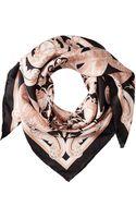 Versace Kaleidoscope Medusa Foulard - Lyst