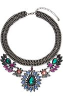Nasty Gal Family Jewels Necklace - Lyst