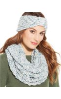Collection Xiix Spacedyed Mohair Lyrex Cowl - Lyst