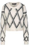 Proenza Schouler Sleeveless Sweater - Lyst