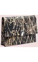 Proenza Schouler Large Lunch Bag Printed - Lyst