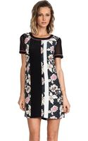 Elizabeth And James Montana Dress - Lyst