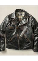 RRL Lawson Motorcycle Jacket - Lyst