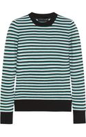 Jonathan Saunders Pye Striped Merino Wool Sweater - Lyst