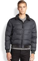 Burberry London Nandell Bomber Jacket - Lyst