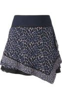 Proenza Schouler Layered Mini Skirt - Lyst