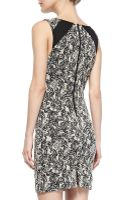 Alice + Olivia Thalia Paisleyprint Fitted Dress Alice Olivia - Lyst