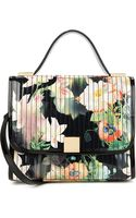 Ted Baker Opela Opulent Bloom Shoulder Bag Black - Lyst