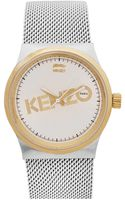 Kenzo Dix-huit Watch - Lyst