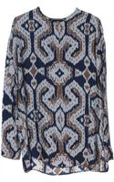 By Malene Birger Lorieh Tapestry Printed Top - Lyst