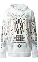 Marcelo Burlon County Of Milan Printed Sweatshirt - Lyst