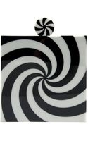 Charlotte Olympia Swirl Square Clutch - Lyst