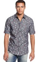 Sean John Nautical Shirt - Lyst