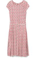 Tory Burch Sophia Dress - Lyst