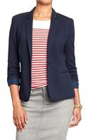 Old Navy Classic Blazers - Lyst