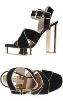 Michael Kors Platform Sandals - Lyst