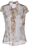 Caractere Short Sleeve Shirt - Lyst