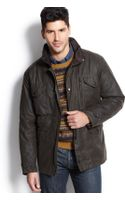 Barbour Sapper Waxed Jacket - Lyst