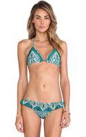 Tigerlily Tuileries Tara Bikini Top - Lyst
