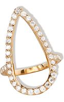 Lana Jewelry Fatale Diamond Crush Ring - Lyst