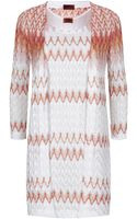 Missoni Cardigan Dress Twinset - Lyst