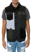 Black Scale The Hoyt Vest - Lyst