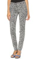 Bec & Bridge Snow Leopard Pants Print - Lyst