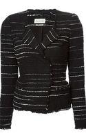 Etoile Isabel Marant Bouclé Knit Glenn Jacket - Lyst
