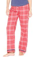 Tommy Hilfiger Flannel Pajama Pants - Lyst