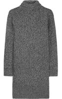 McQ by Alexander McQueen Woolblend Mini Dress - Lyst