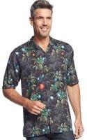 Tommy Bahama Jungle Bells Silk Shirt - Lyst