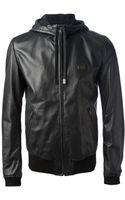 Dolce & Gabbana Hooded Jacket - Lyst
