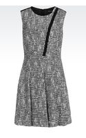 Emporio Armani Short Dress - Lyst