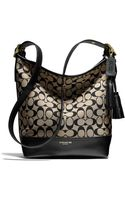 Coach Legacy Duffle in Printed Signature Fabric - Lyst