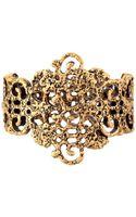 Oscar de la Renta Lace Bracelet - Lyst