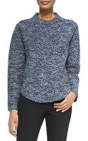 Proenza Schouler Speckled Wool-blend Sweater - Lyst