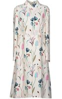 Miu Miu Knee-length Dress - Lyst