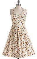 ModCloth In Vino Veritas Dress - Lyst