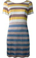 Missoni Striped Dress - Lyst