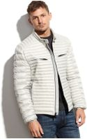 Marc New York Jack Quilted Down Moto Jacket - Lyst