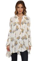 Free People Tree Swing Top - Lyst
