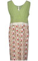 Philosophy di Alberta Ferretti Knee-length Dress - Lyst