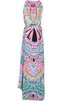 Manish Arora Long Dress - Lyst