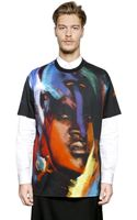 Givenchy African Columbian Fit Cotton Tshirt - Lyst