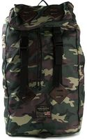 Ralph Lauren Camouflage Backpack - Lyst