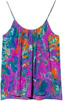 Otte New York Printed Cami Top - Lyst